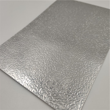 1000 Series Aluminum Checkered Embossed Plate