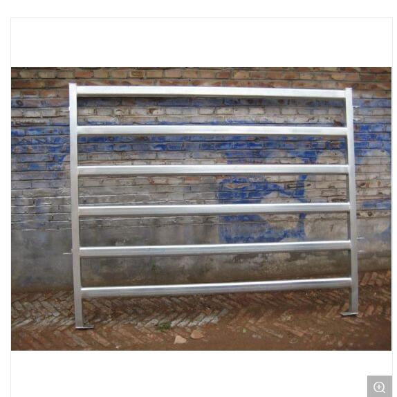 Cattle fence type