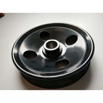 Auto power steering pump pulley