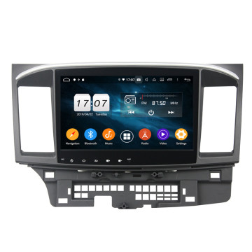 Klyde Android Multimedia bilstereo for LANCER 2015