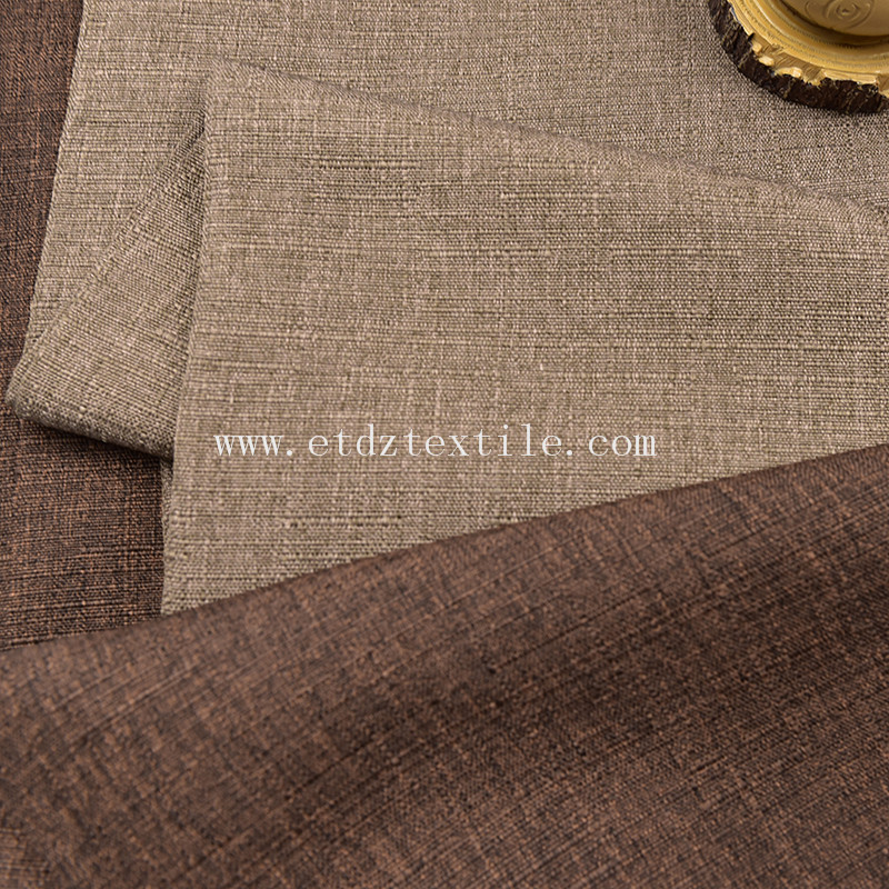 Hot sale manufacturer price poly bonded sofa upholstery furnishing fabric