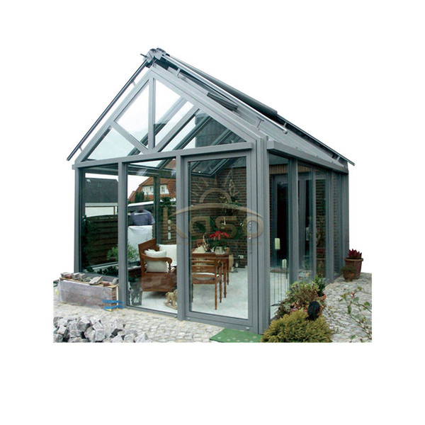 Extension Roof Sliding House Framing Aluminum Glass Room
