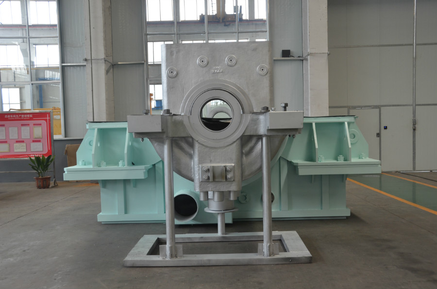 Extracting Condensing Steam Turbine 2
