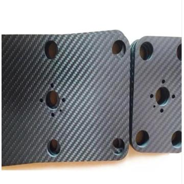 Solid Carbon Fiber Sheets Matte Painting Finish