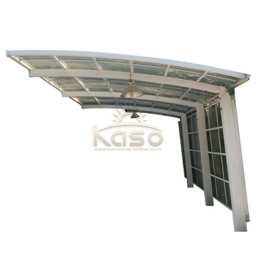 Parking Canopy Frame Metal Structure For Carport