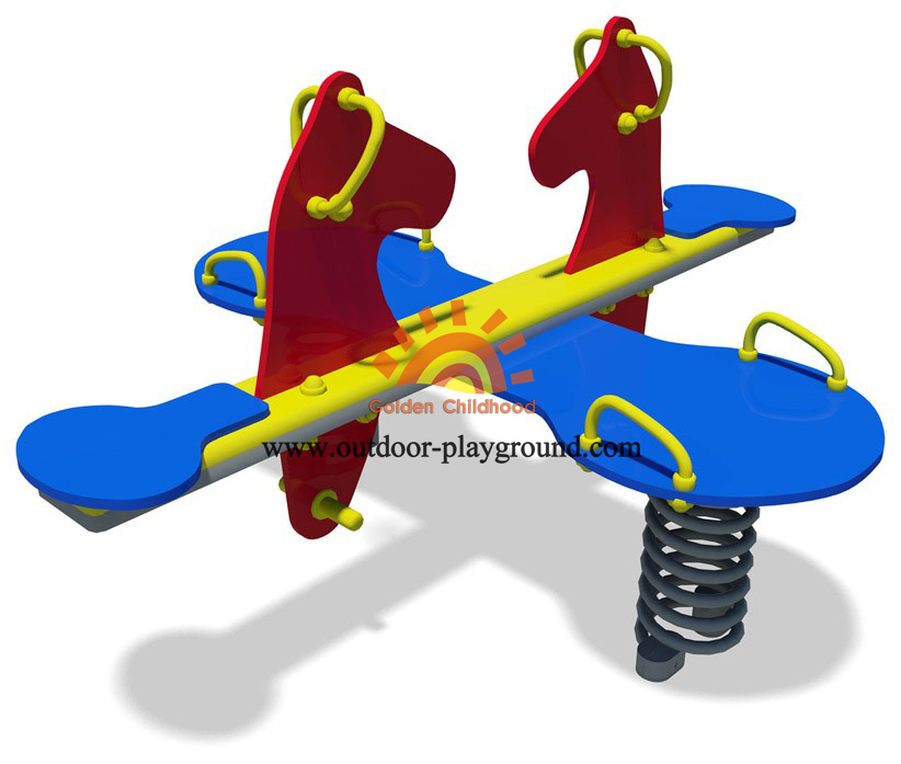 Playground Equipment Plastic Springs For Sale