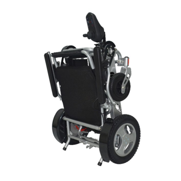 Light Folding Travel Wheelchair