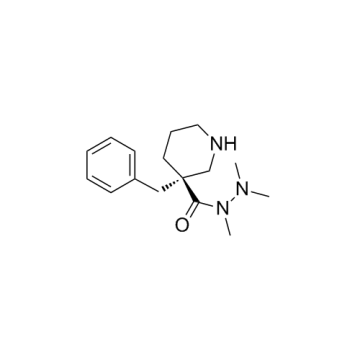 339539-84-3,(3R)-3-Benzyl-piperidine-3-carboxylic acid trimethylhydrazide hydrochloride Used for Anamorelin