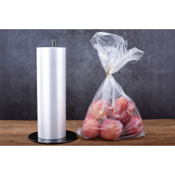 Fresh-keeping Plastic Supermarket Vegetable Bag On Roll