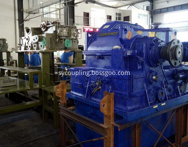 300MW Thermal Power Plant Couplings