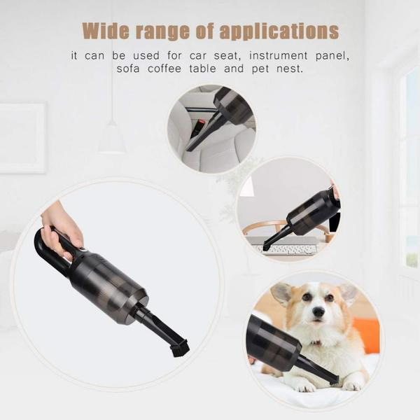 Mini Vacuum Cleaner for Car Office Home