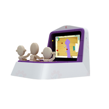 Multi-sensory trainer for children