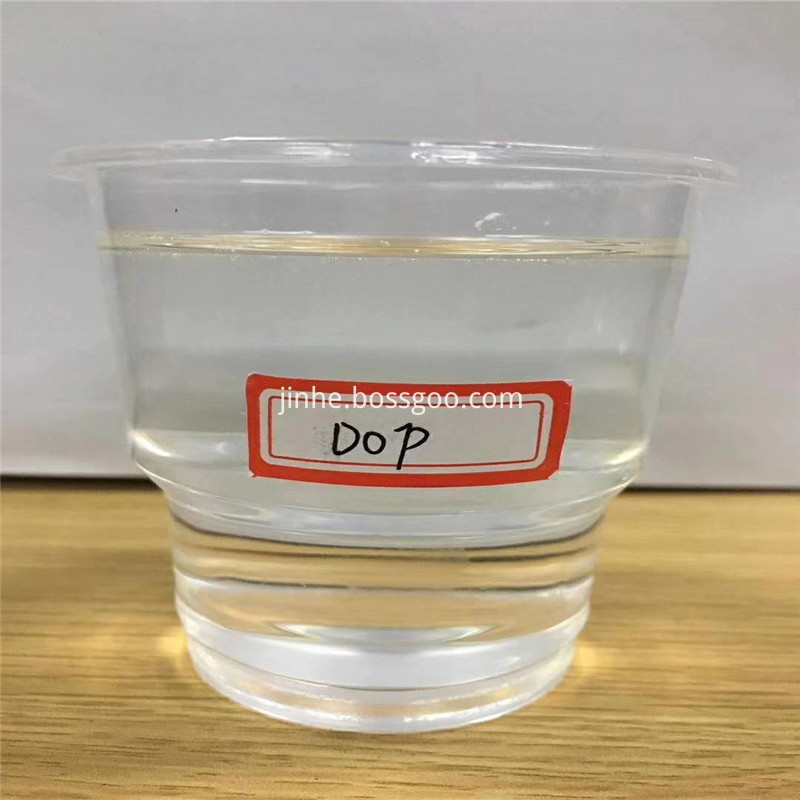 High Purity 99.5% Dioctyl phthalate