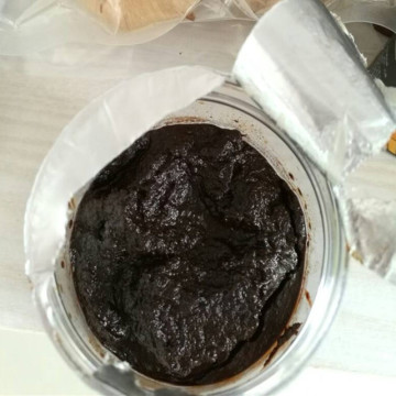 Nutritious black garlic paste