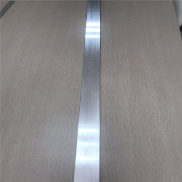 Micro channel aluminum tube for heat exchange