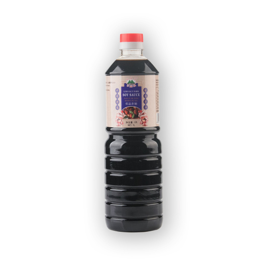 1L Less Salt Dark Soy Sauce