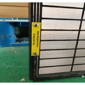 export quality swaco mongoose shaker screen