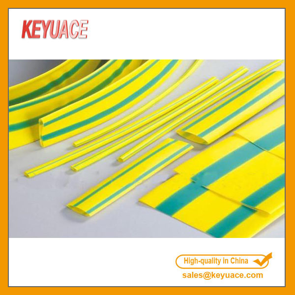 Yellow Green Heat Shrink Tube