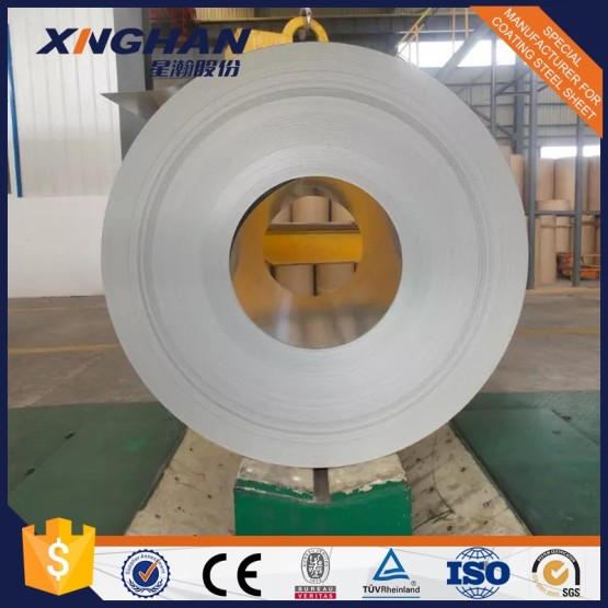 0.17x762 Hot dipped galvanized steel coil
