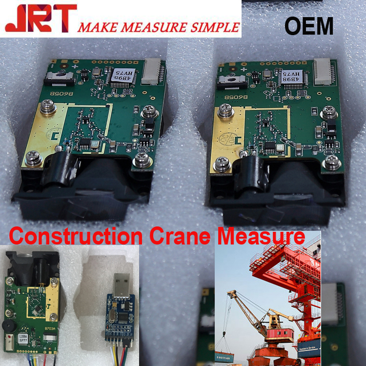 Construction Crane Measure Rangefinders