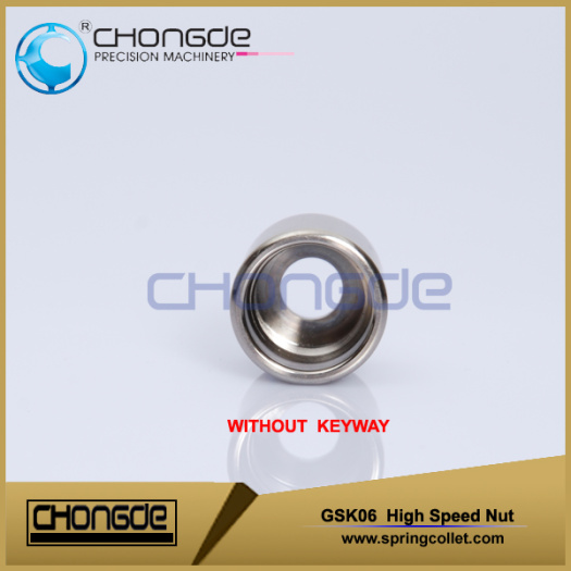 High Precision Accessories Clamping GSK nuts