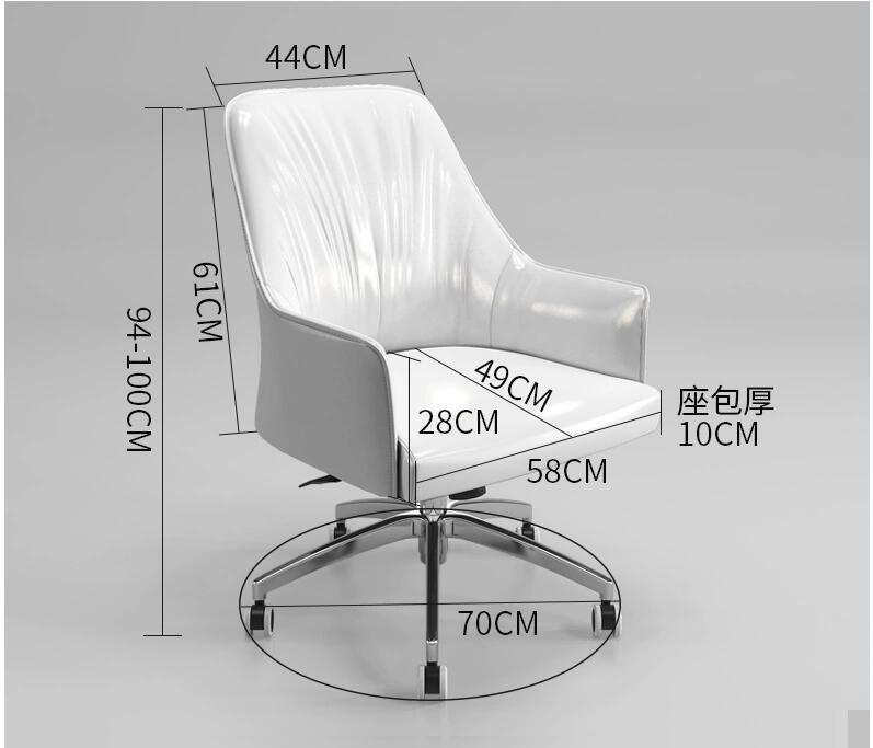 Home Office Computer Chair Size
