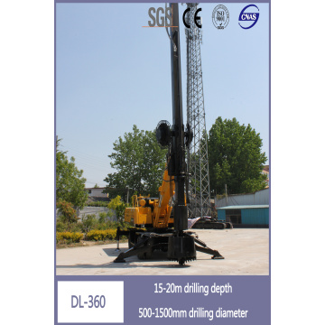 Hot Sale Wheel  Drilling Machine for Excavator