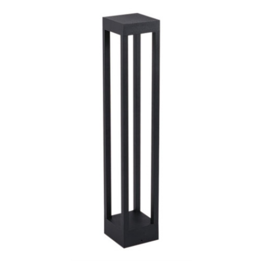 7W Black Aluminum CREE LED Bollard Light