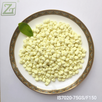 Granular High Dispersion Insoluble Sulfur IS7020