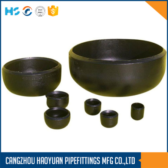 Carbon Steel Pipe Fittings Pipe Cap SCH80