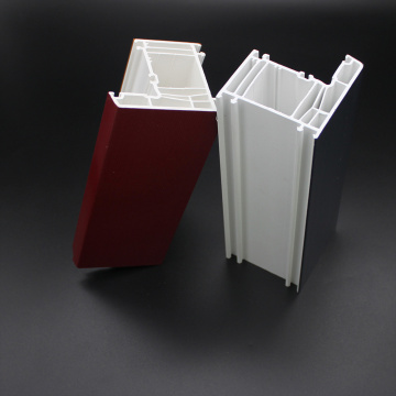 PVC Window Door Profile With UV Protection