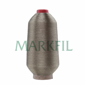 1552 metallic thread for machine embroidery
