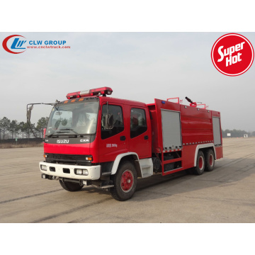 2019 New ISUZU 12000litres firefighting foam truck