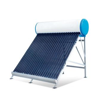 Evacuated tube solar water heater-150L
