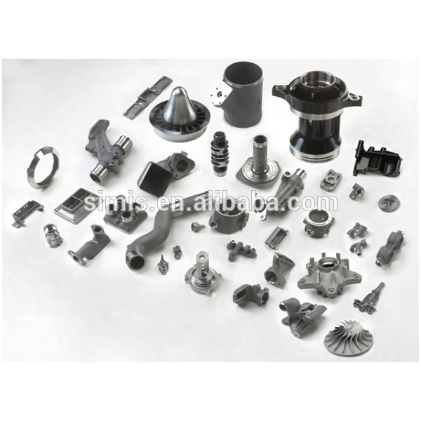 LOST WAX CASTING ALLOY STEEL PART