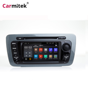 Car DVD Radio For Seat Ibiza 6j