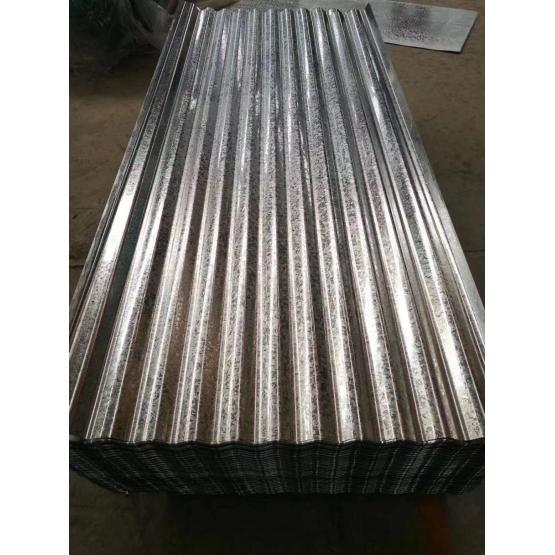 Galvanized corrugated sheets for roofing sheet