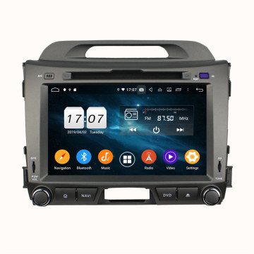Android Multimedia System Sportage 2012