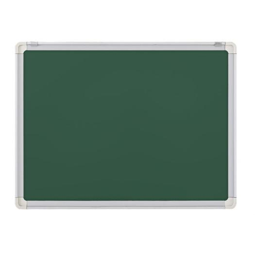 Durable wall mounted Magnetic Green Chalk writing board