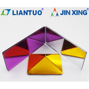 Customizable colors Flexible Mirror PMMA Acrylic Sheets