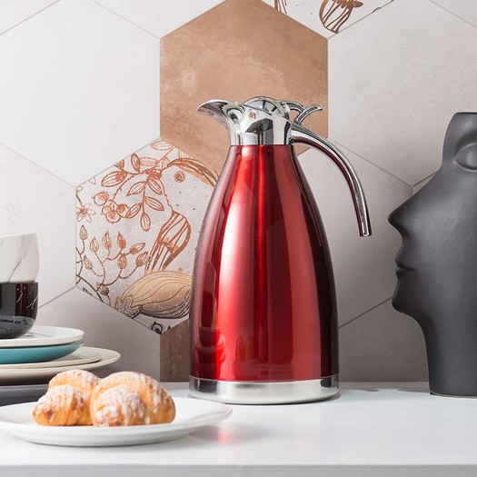 Stainess steel kettle -Thermo