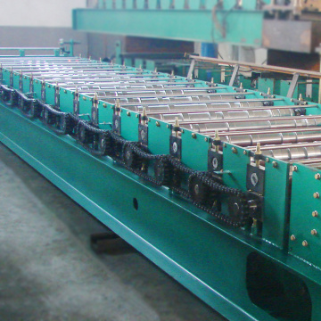 Golden supplier C10 thickness 0.5mm roof roll forming machine