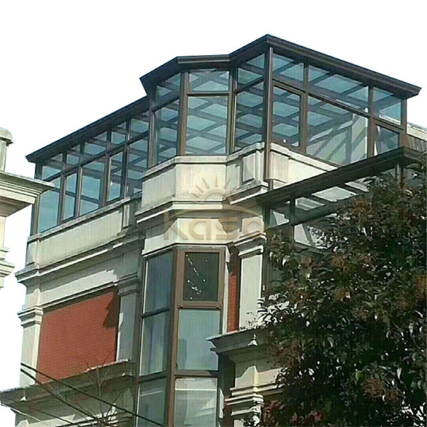 India Home Swimming Pool Glass House Garden