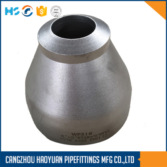 A234WPB B16.9 SCH40 Carbon Steel Concentric Reducer