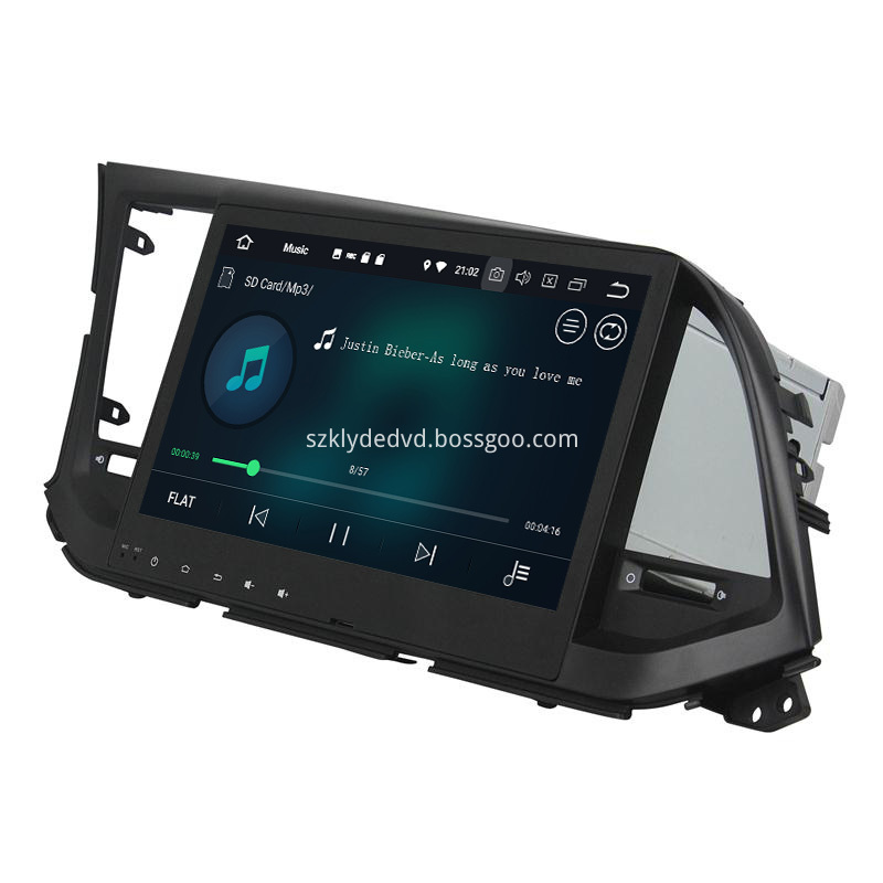 Android 8 0 Car Navigation Systems With Gps For 2016 Elantra 3
