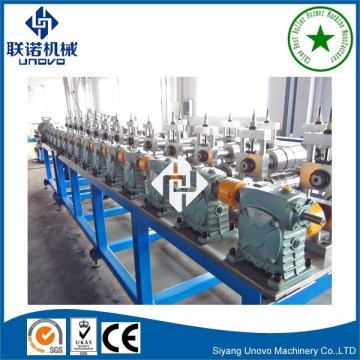 slotted unistrut metal channel roll forming machine