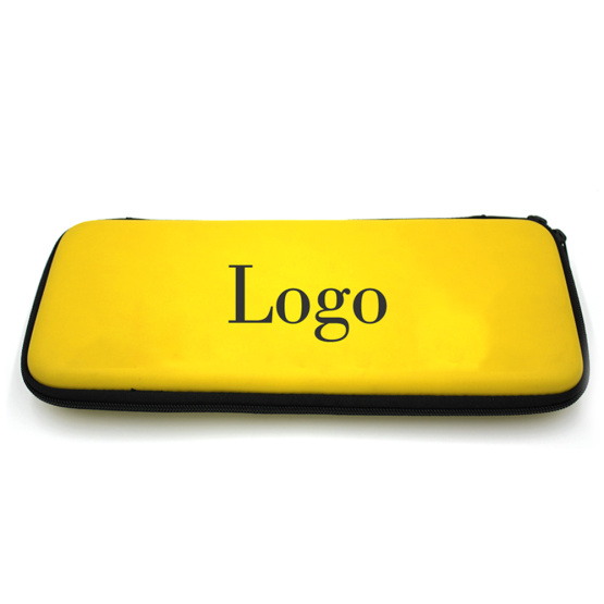 Personalized storage packaging soft watch box with logo print