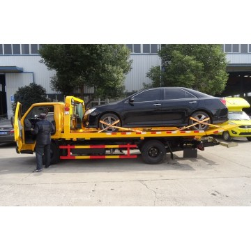 Brand New JMC 4.2m Flatbed Break Down truck
