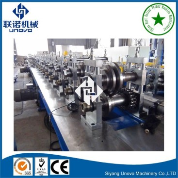good quality warehouse storage rack roll forming machinery
