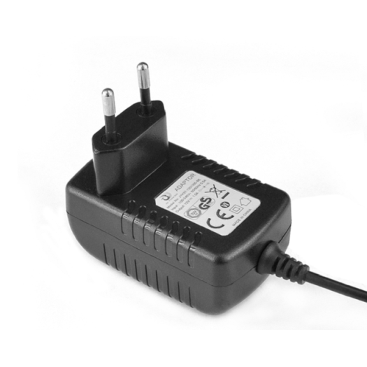 Why Power adapter is not recognized